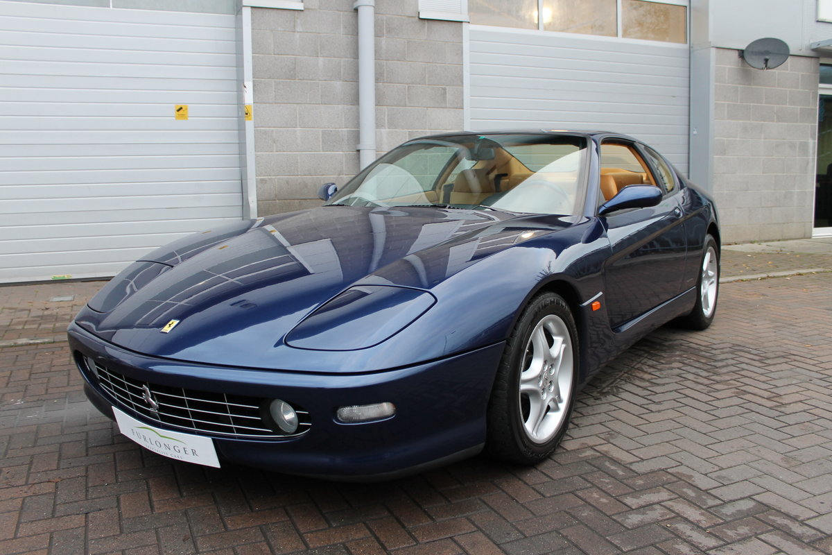 Ferrari 456 (All Models) Servicing & Maintenance  For Sale (picture 1 of 4)