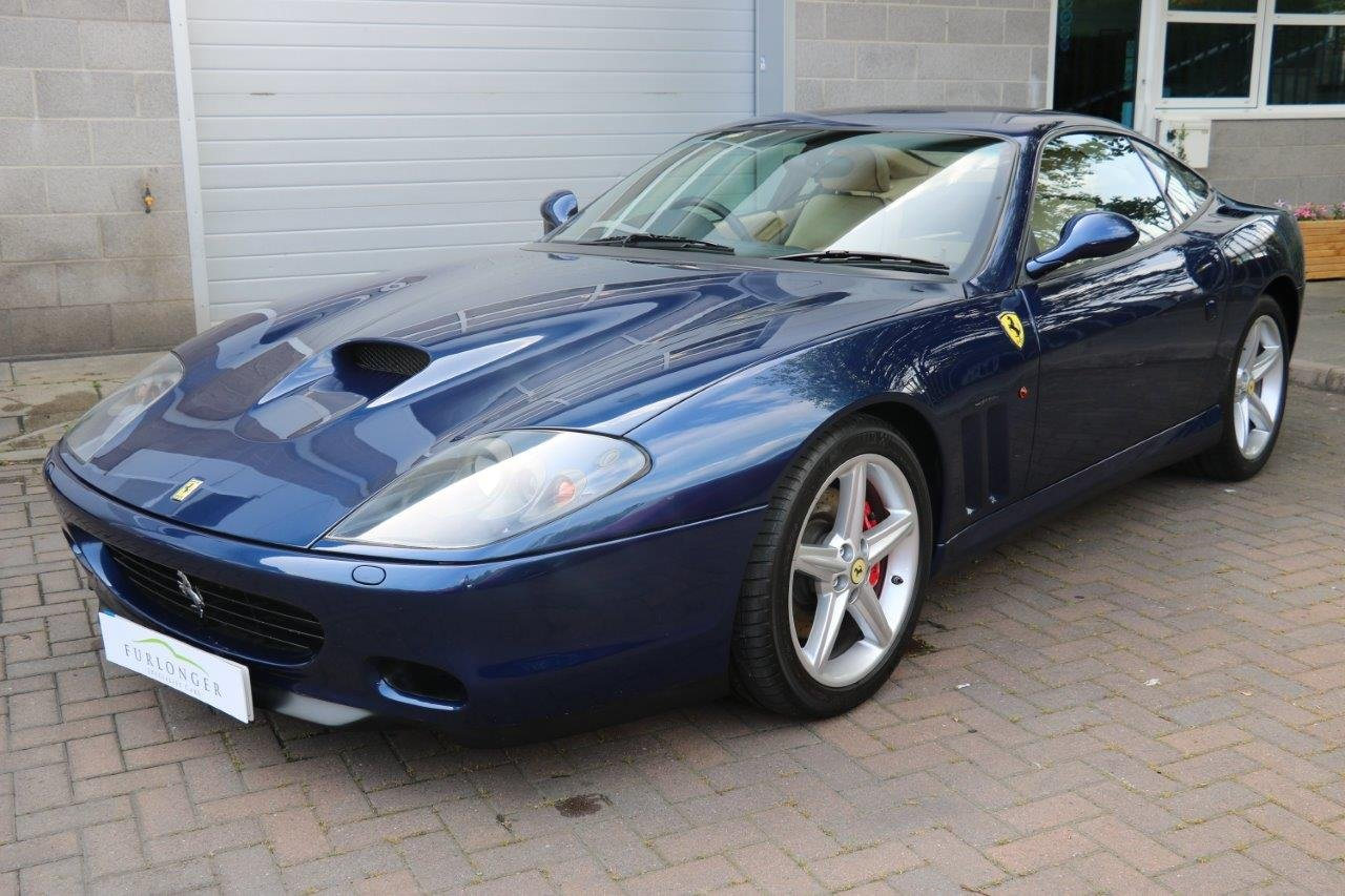 Ferrari 575 M (All Models) Servicing & Maintenance  For Sale (picture 1 of 4)