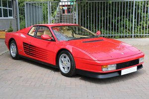 Ferrari Testarossa (All Models) Servicing & Maintenance For Sale