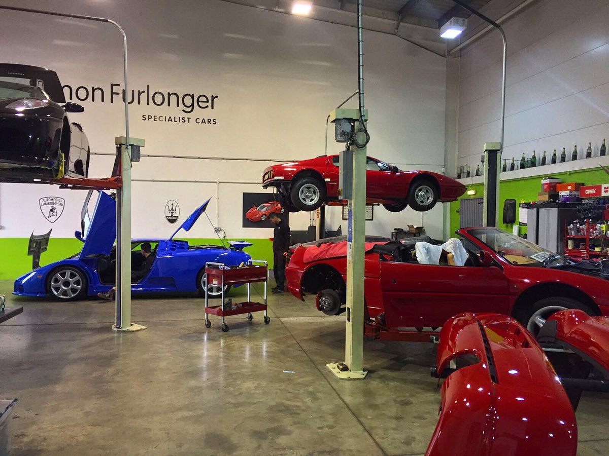 Ferrari F40 (All Models) Servicing & Maintenance  For Sale (picture 5 of 5)