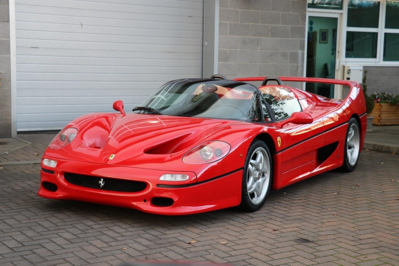Ferrari F50 Servicing & Maintenance  For Sale (picture 1 of 4)