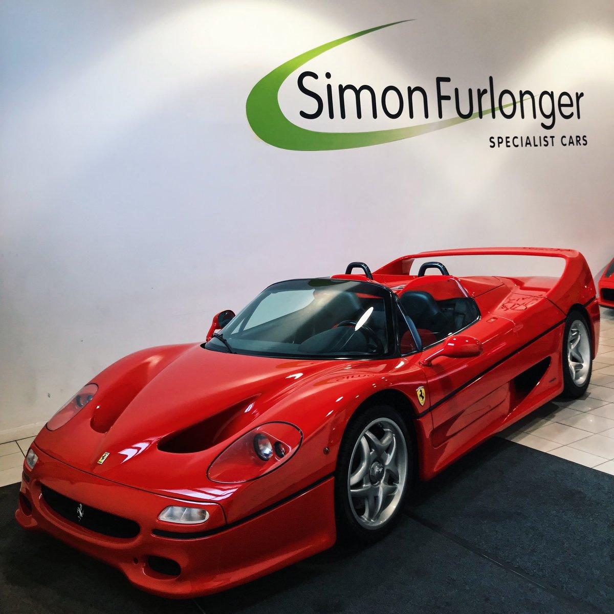 Ferrari F50 Servicing & Maintenance  For Sale (picture 4 of 4)