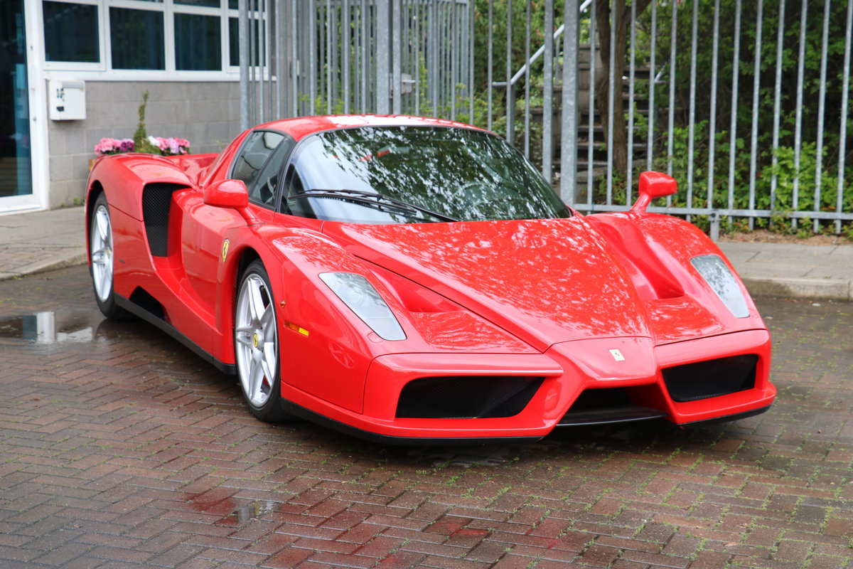 Ferrari Enzo Servicing \u0026 Maintenance For Sale