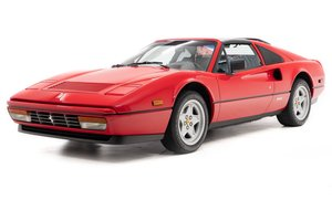 1986 Ferrari 328 GTS  = clean Red(~)Black 19k miles $74.5k