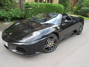 2006 Ferrari 430 F1 spider-one of just 136  For Sale
