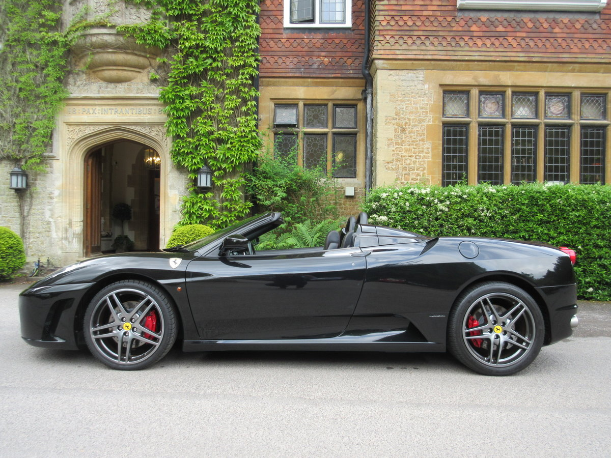 2006 Ferrari 430 F1 spider-one of just 136  For Sale (picture 2 of 6)