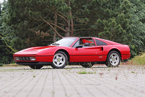 1986 – Ferrari 328 GTS For Sale by Auction
