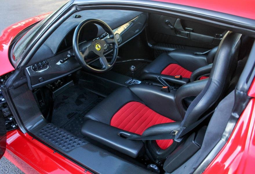 1997 Ferrari F50 (LHD) for sale in London For Sale (picture 8 of 12)