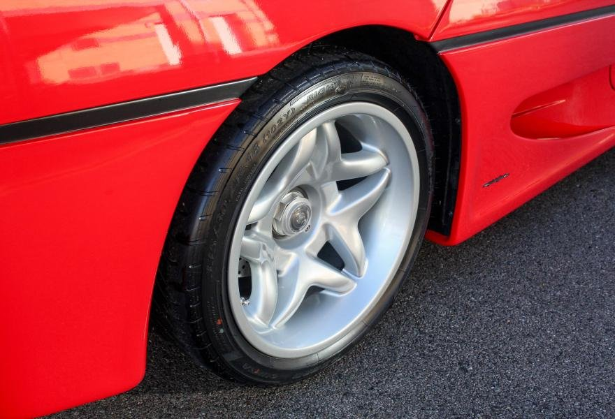 1997 Ferrari F50 (LHD) for sale in London For Sale (picture 11 of 12)