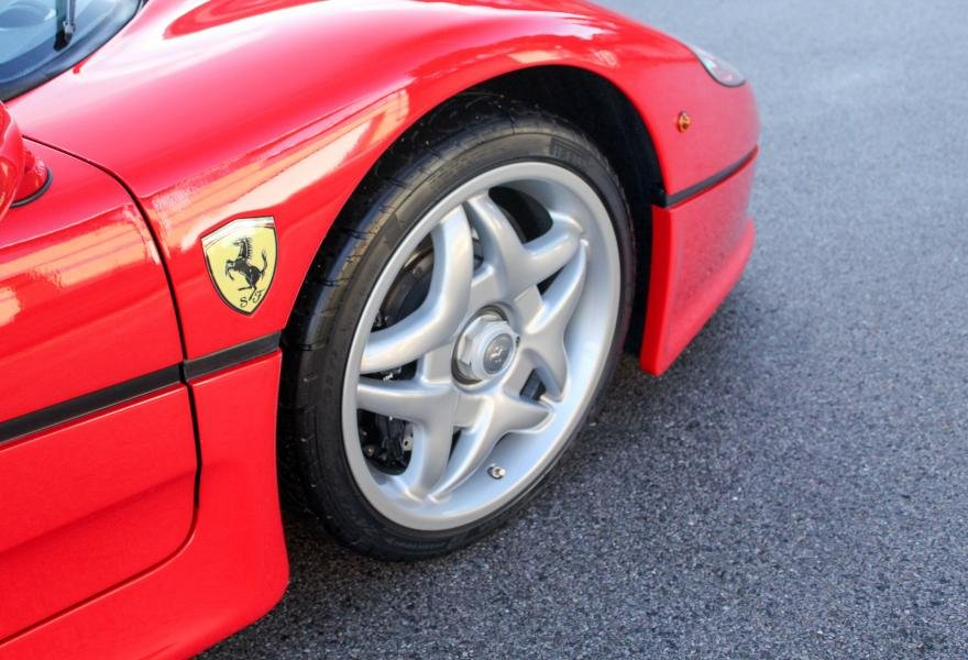1997 Ferrari F50 (LHD) for sale in London For Sale (picture 12 of 12)