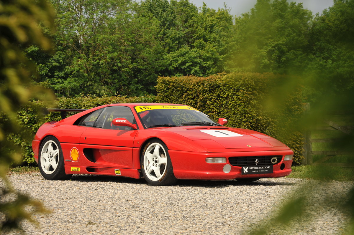1996 Ferrari F355 Challenge  For Sale (picture 1 of 6)