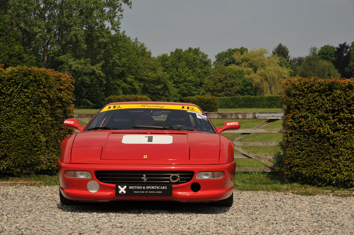 1996 Ferrari F355 Challenge  For Sale (picture 2 of 6)