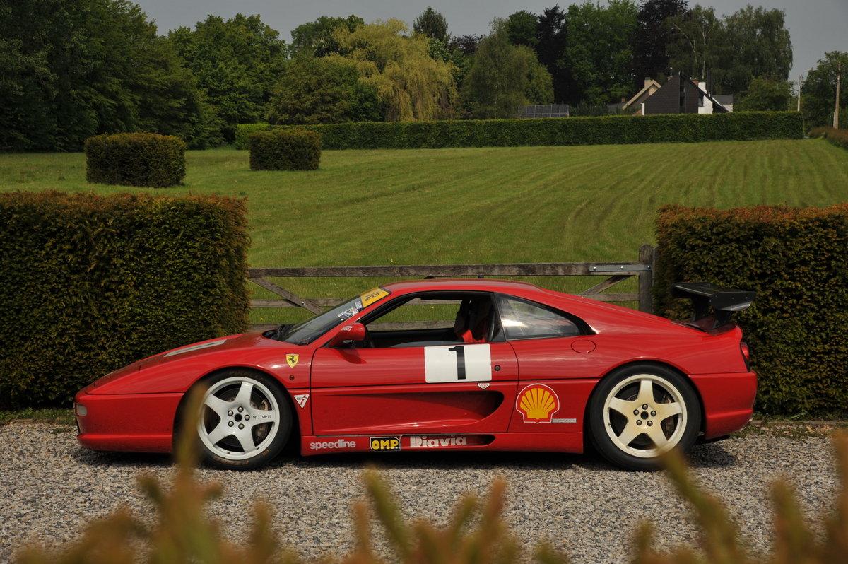 1996 Ferrari F355 Challenge  For Sale (picture 3 of 6)