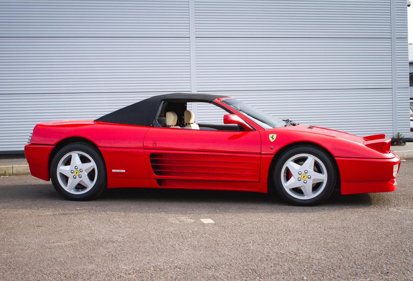 1994 Ferrari 348 Spider SOLD (picture 1 of 6)