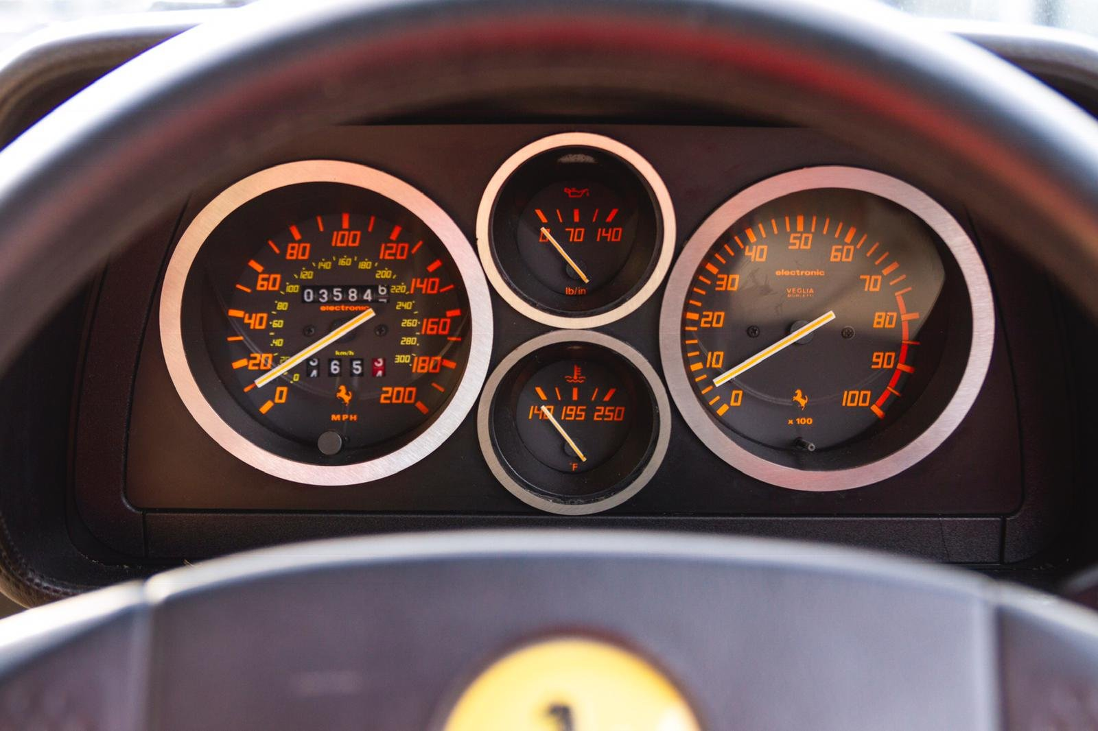 1994 Ferrari 348 Spider SOLD (picture 4 of 6)