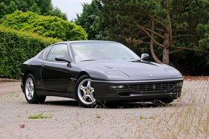 1995 - FERRARI  456 GT SOLD by Auction