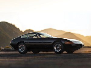 1971 Ferrari 365 GTB4 Daytona Berlinetta by Scaglietti For Sale by Auction