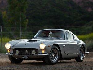 1962 Ferrari 250 GT SWB Berlinetta by Scaglietti For Sale by Auction