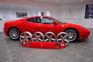 2002 Ferrari 360 Modena F1 SOLD