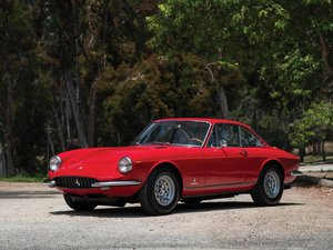 1968 Ferrari 365 GTC by Pininfarina For Sale by Auction