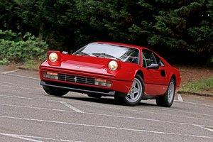 1987 - FERRARI 328 GTB  For Sale by Auction
