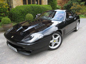 2002 Ferrari 550 Maranello-one of just 30 For Sale