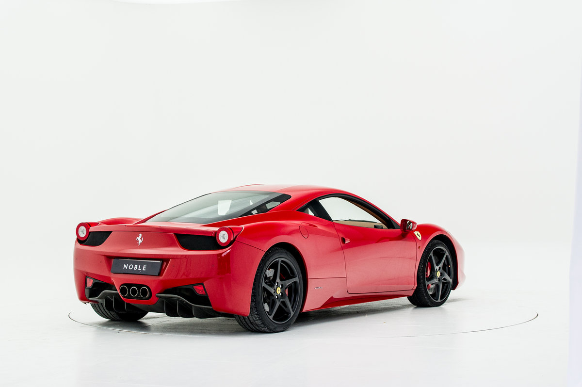 2010 FERRARI 458 For Sale by Auction (picture 2 of 6)