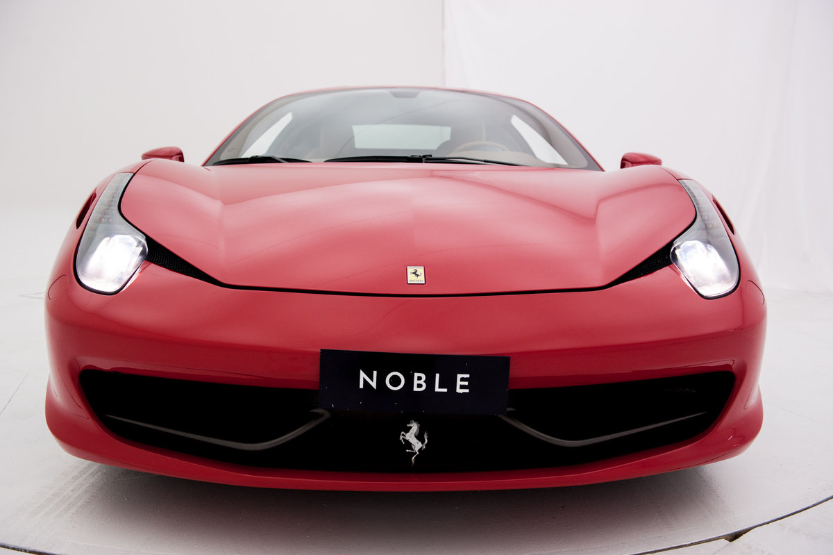 2010 FERRARI 458 For Sale by Auction (picture 4 of 6)
