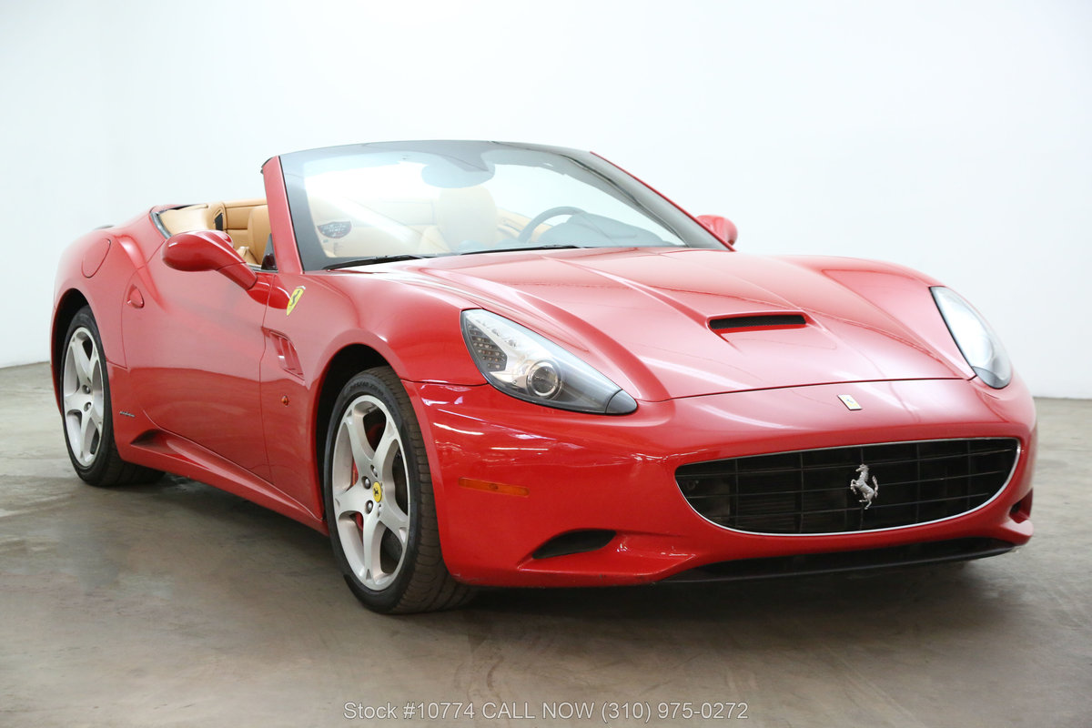 2010 Ferrari California Convertible For Sale Car And Classic