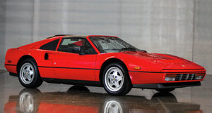 1989 Ferrari 328 - GTS =only 105 miles Red(~)Black $195 For Sale