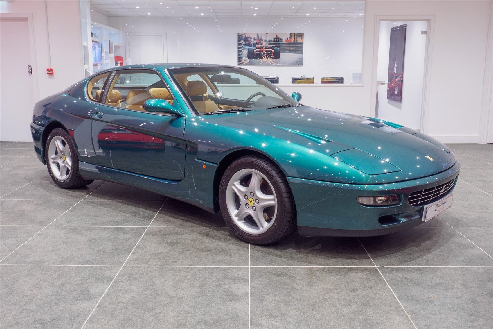 1996  Ferrari 456 GT For Sale (picture 1 of 6)