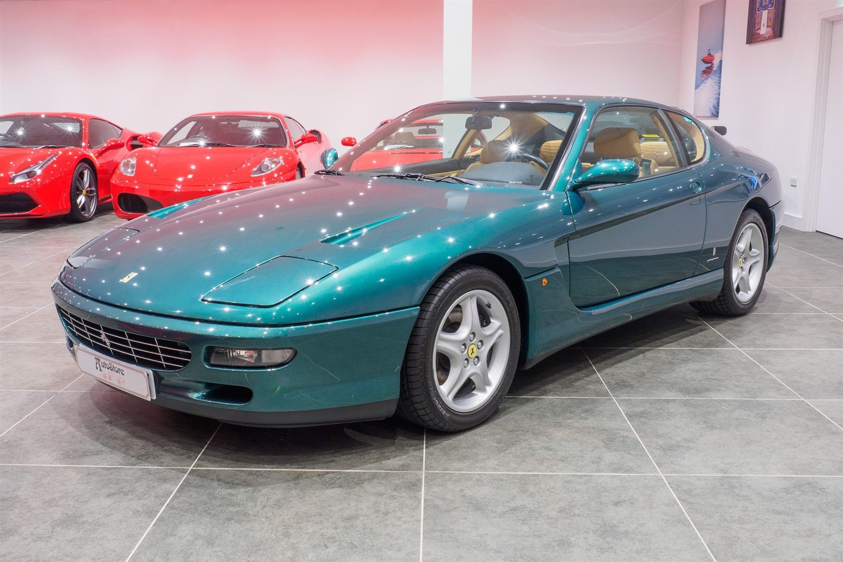 1996  Ferrari 456 GT For Sale (picture 3 of 6)
