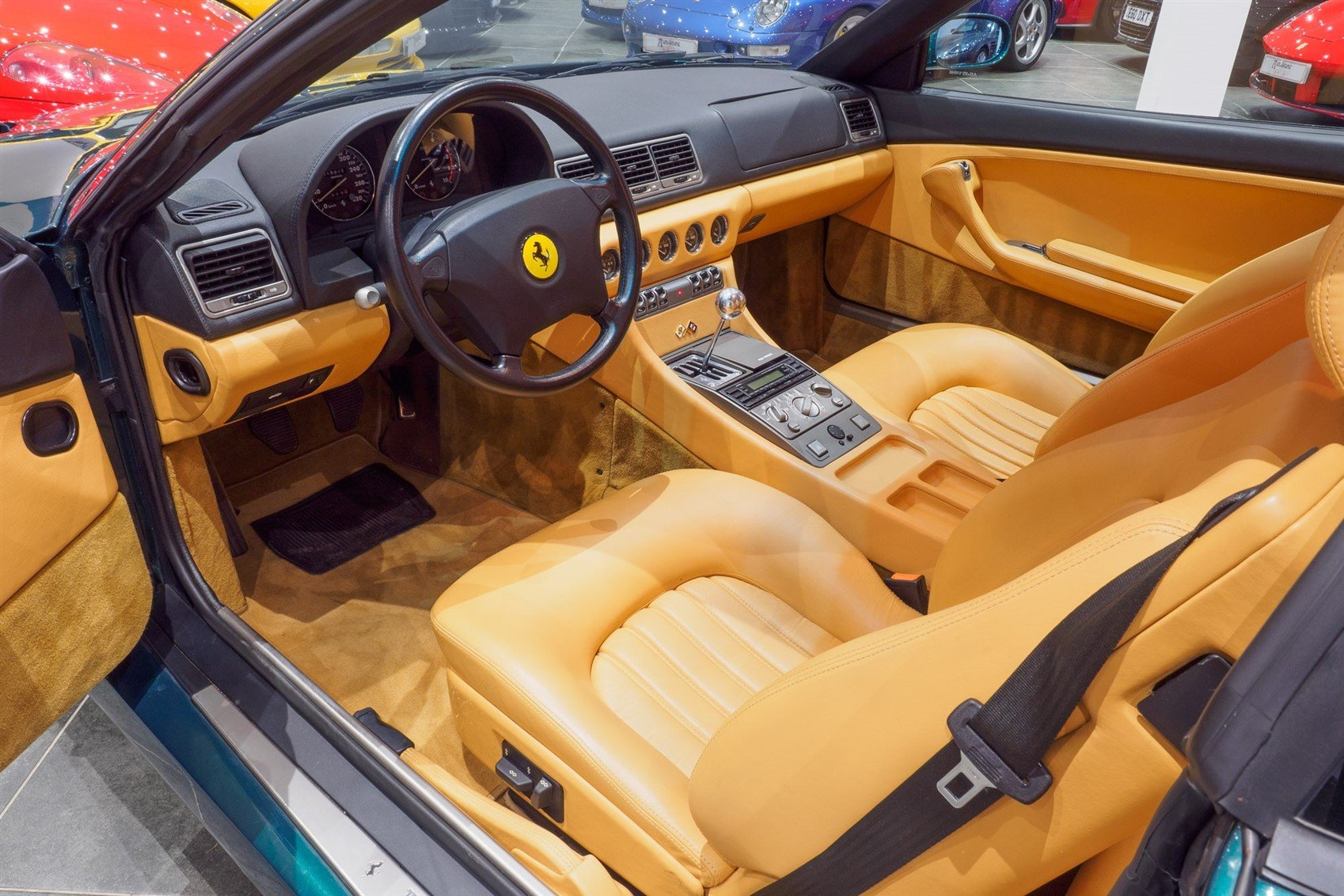 1996  Ferrari 456 GT For Sale (picture 5 of 6)