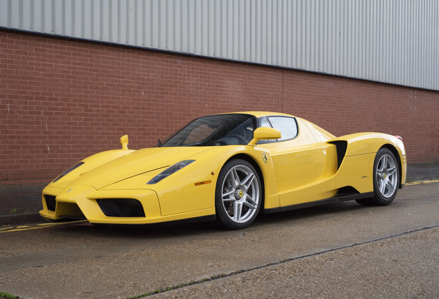 2003 Ferrari Enzo For sale in London (LHD) For Sale (picture 1 of 12)