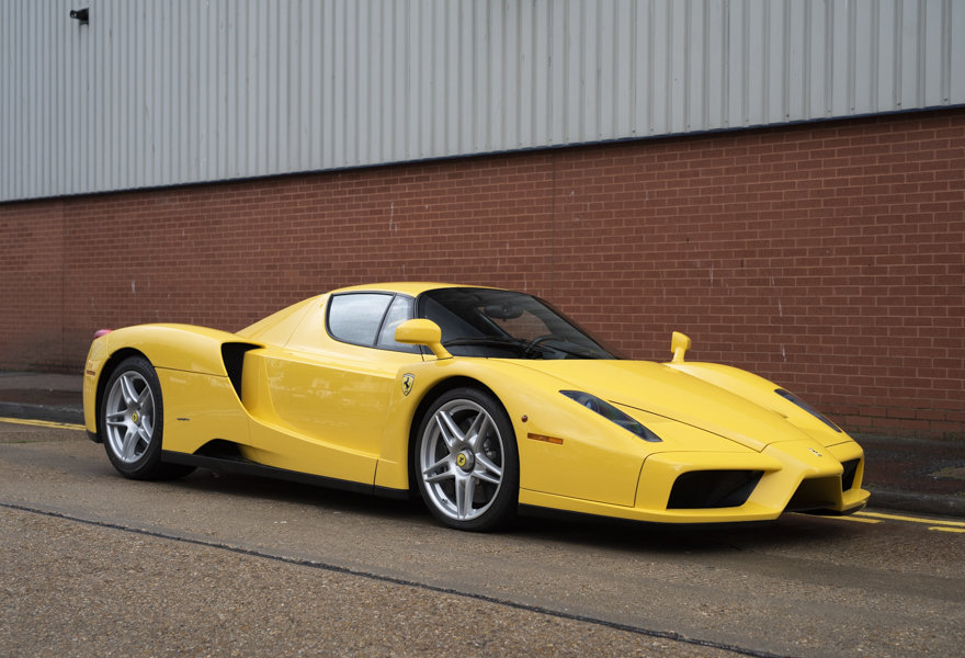 2003 Ferrari Enzo For sale in London (LHD) For Sale (picture 2 of 12)