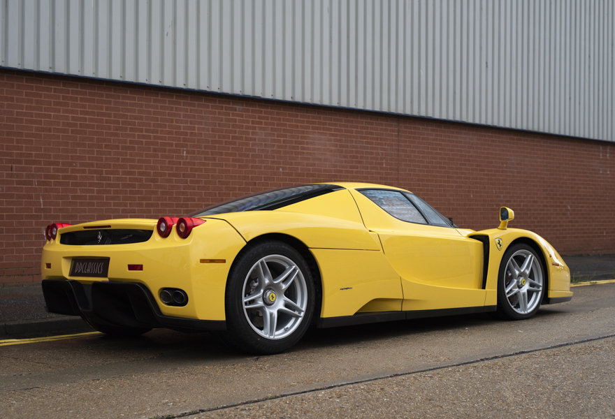 2003 Ferrari Enzo For sale in London (LHD) For Sale (picture 3 of 12)