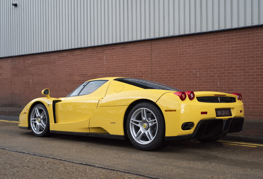 2003 Ferrari Enzo For sale in London (LHD) For Sale (picture 4 of 12)