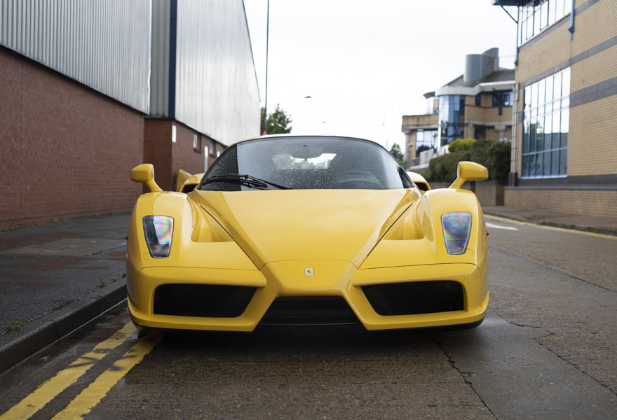 2003 Ferrari Enzo For sale in London (LHD) For Sale (picture 5 of 12)
