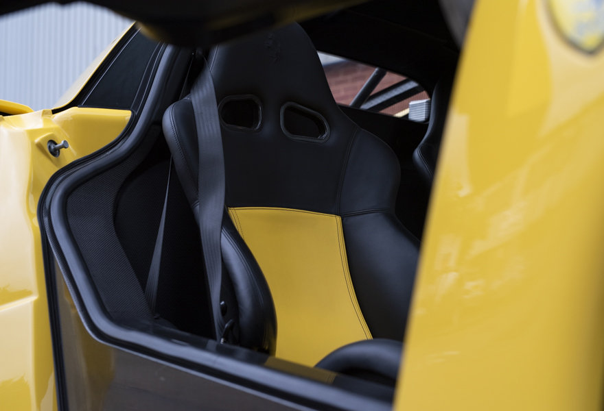 2003 Ferrari Enzo For sale in London (LHD) For Sale (picture 7 of 12)