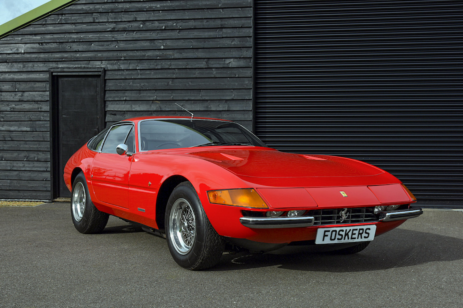 1974 Ferrari Daytona 365 GTB/4 RHD  SOLD (picture 1 of 6)