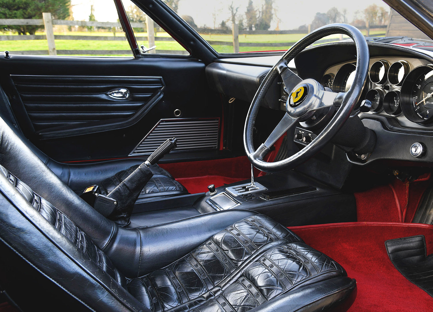 1974 Ferrari Daytona 365 GTB/4 RHD  SOLD (picture 4 of 6)