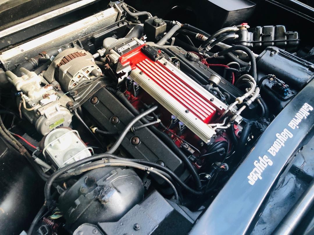 1969 MIAMI VICE Tom Mcburnie Daytona Spyder PROJECT  For Sale (picture 6 of 6)
