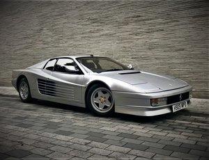 1990 Ferrari Testarossa UK R.H.D For Sale