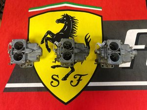 Ferrari 250 Carburetors Weber