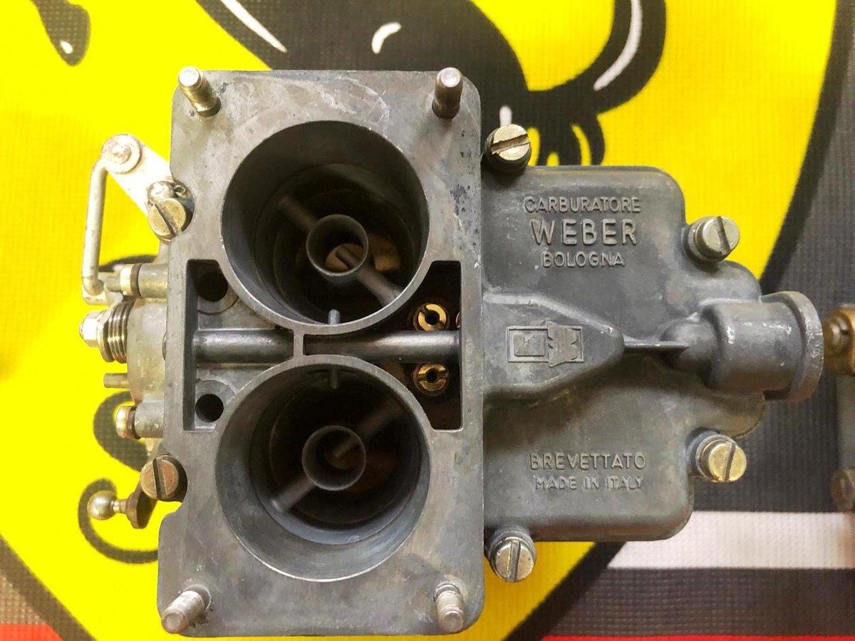 Ferrari 250 Carburetors Weber For Sale (picture 6 of 6)