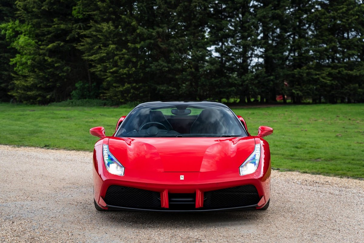 2017 (66) Ferrari 488 Spider For Sale (picture 6 of 6)
