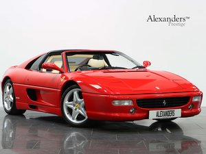 1997 97 R FERRARI F355 3.5 GTS F1 For Sale