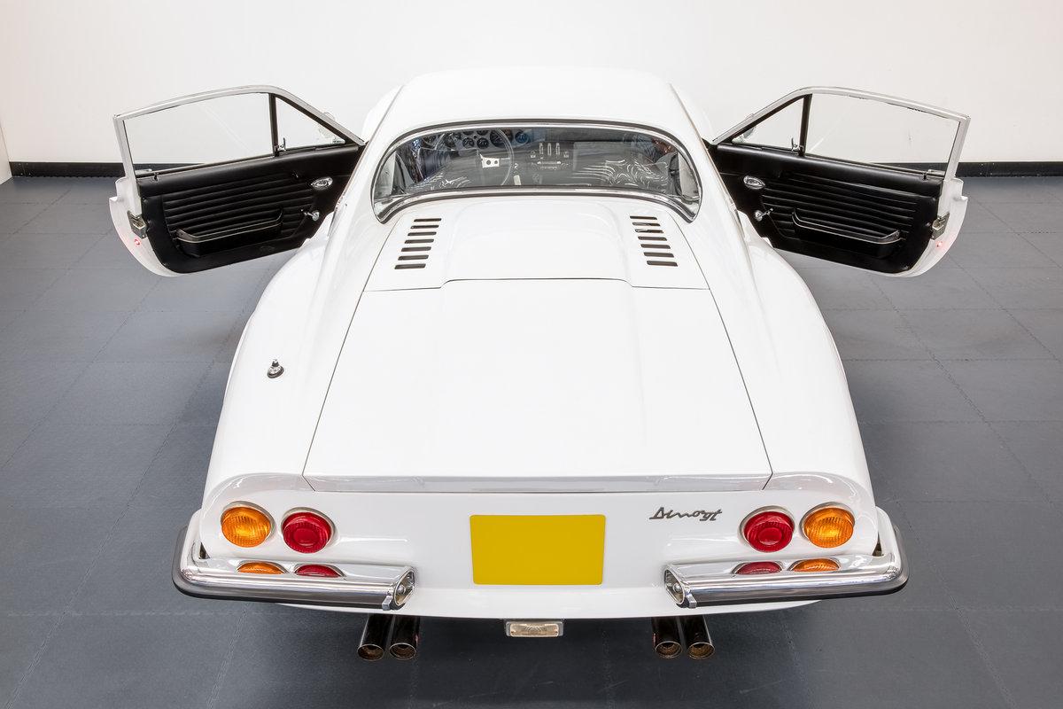 FERRARI DINO 246 GT 1972 For Sale (picture 3 of 6)