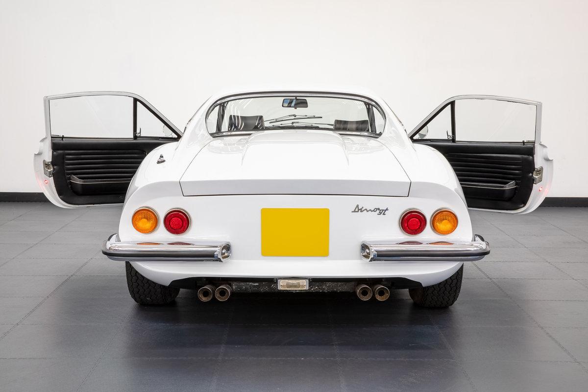 FERRARI DINO 246 GT 1972 For Sale (picture 4 of 6)