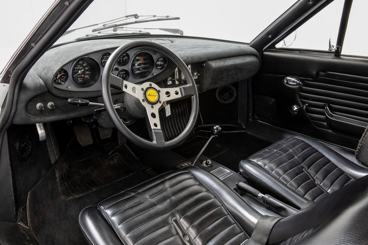 FERRARI DINO 246 GT 1972 For Sale (picture 5 of 6)